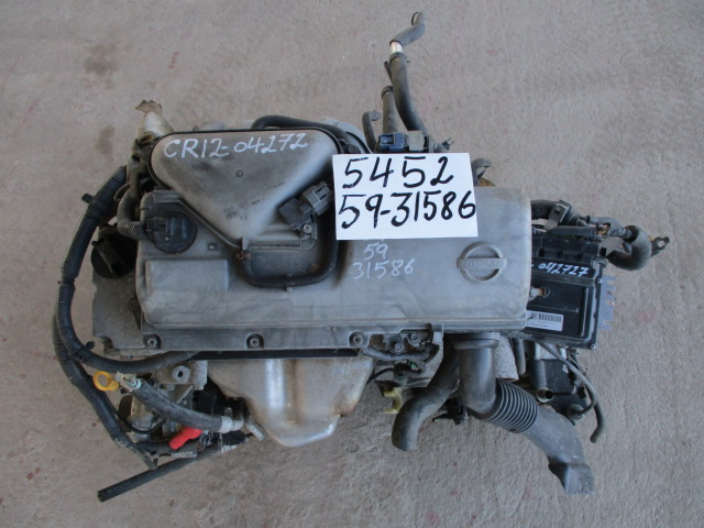 Used Nissan March STARTER MOTOR