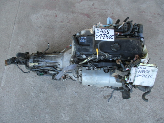 Used Nissan  TURBO CHARGER