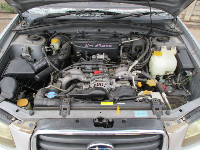 Used Subaru Forester ENGINE
