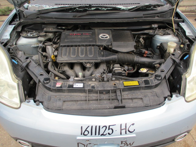 Used Mazda Verisa,Mazda Verisa ENGINE