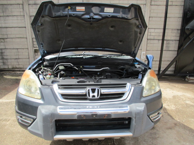 Used Honda CRV ENGINE SPLASH COVE