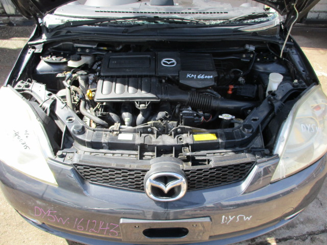 Used Mazda Demio,Mazda Demio ENGINE