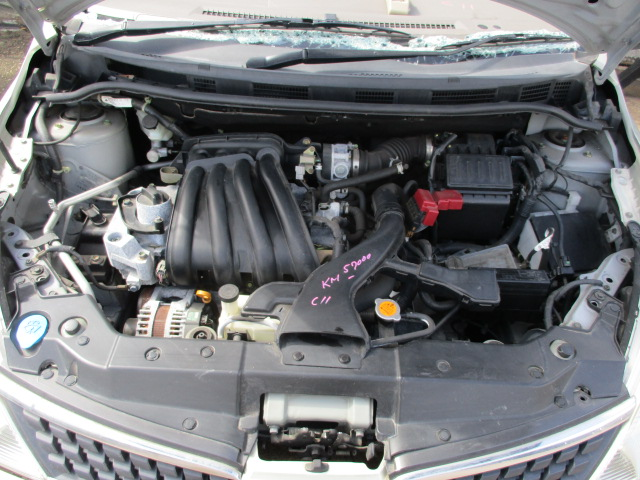 Used Nissan Tiida ENGINE