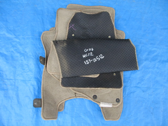 Used Honda  SET OF FLOOR MATS
