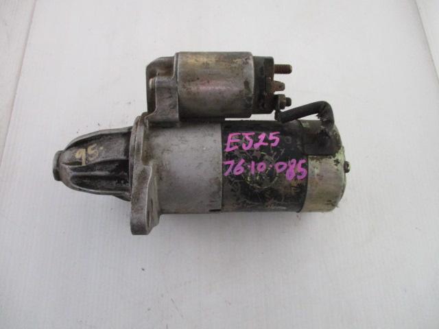 Used Subaru  STARTER MOTOR