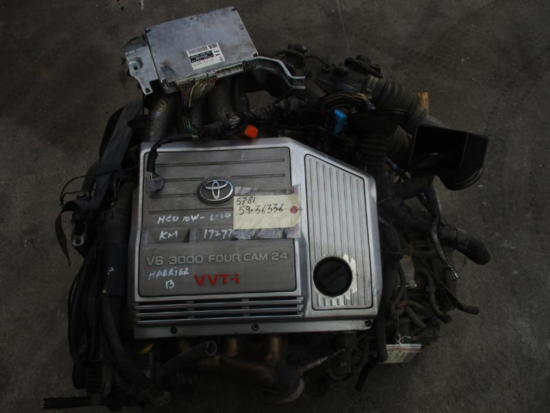 Used Toyota  ENGINE
