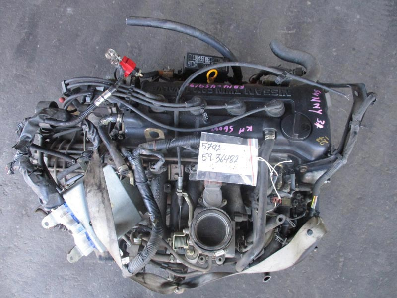 Used Nissan  ENGINE