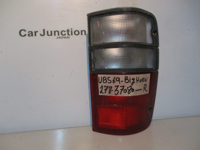 Used Isuzu Bighorn TAIL LAMP RIGHT