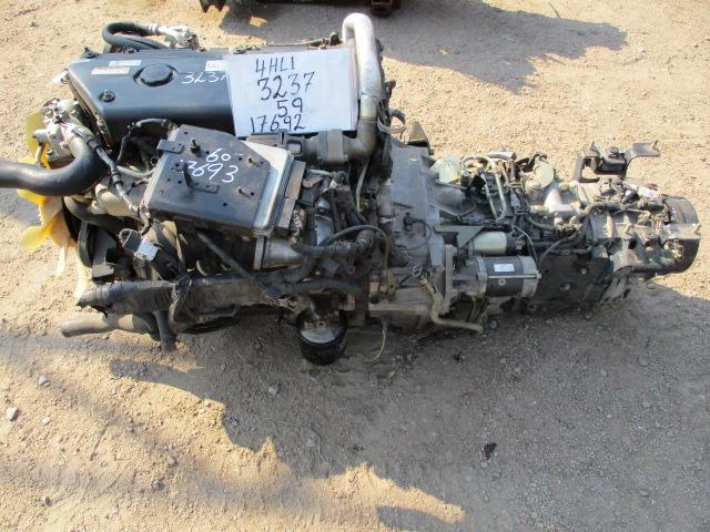 Used Isuzu  ENGINE