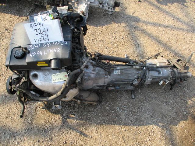 Used Mitsubishi Pajero io ENGINE