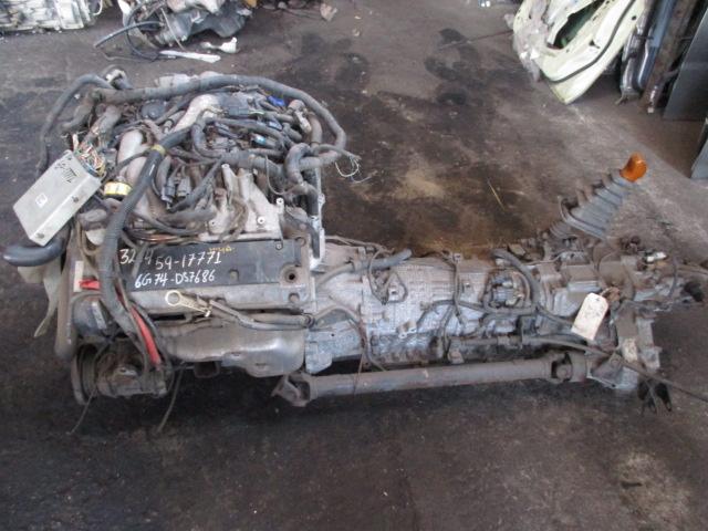 Used Mitsubishi Pajero ENGINE