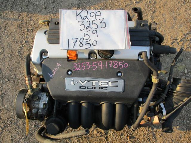 Used Honda Edix ENGINE