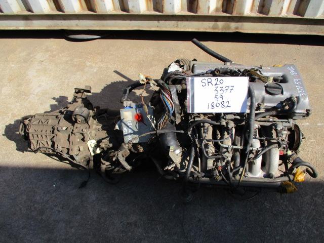 Used Nissan Serena ENGINE
