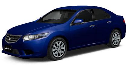 Honda Accord 2018 in Cobalt Blue Pearl