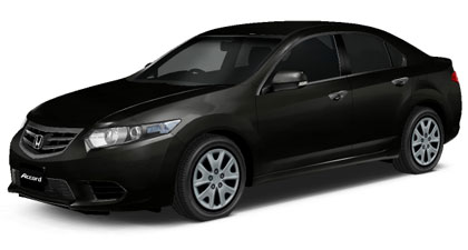 Honda Accord 2019 in Crystal Black Pearl