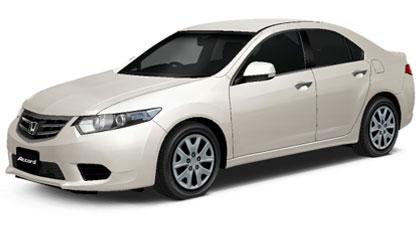 Honda Accord 2018 in Premium White Pearl
