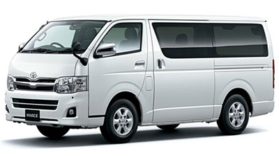 brand new toyota hiace van for sale japanese cars exporter