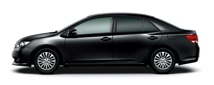 Toyota Allion 2018 in Black
