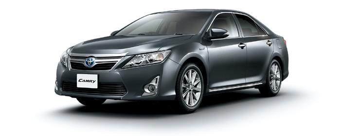 Toyota Camry 2018 in Grey Metallic