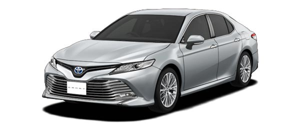 Toyota Camry 2018 in Silver Metallic