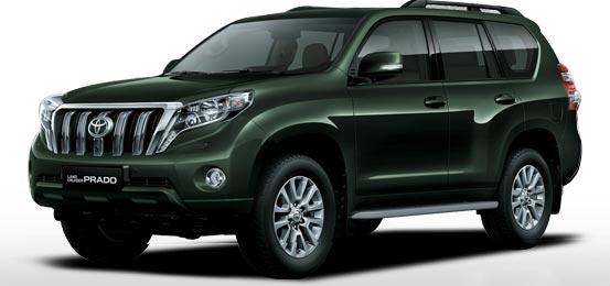 Brand New Toyota Land Cruiser Prado Lhd For Sale Japanese Cars Exporter