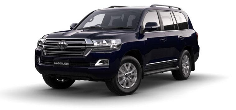 Toyota Land Cruiser - Diesel 2018 in Onyx Blue