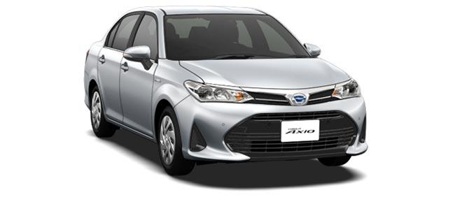 Toyota Corolla Axio 2019 in Silver Metallic