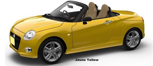 Brand New Daihatsu Copen Cero for Sale | Japanese Cars Exporter