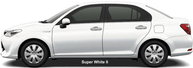 Toyota Corolla Axio 2019 in Super White