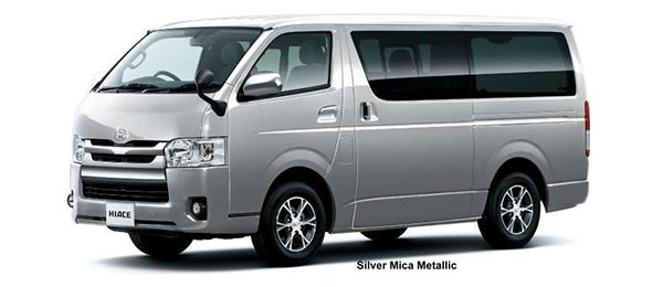 Brand New Toyota Hiace Van for Sale | Japanese Cars Exporter