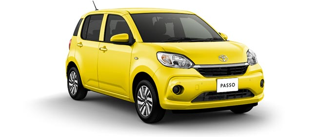 Brand New Toyota Passo for Sale | Japanese Cars Exporter
