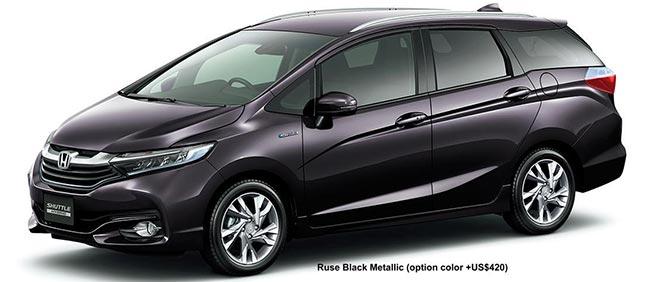 Brand New Honda Shuttle Hybrid for Sale | Japanese Cars ...