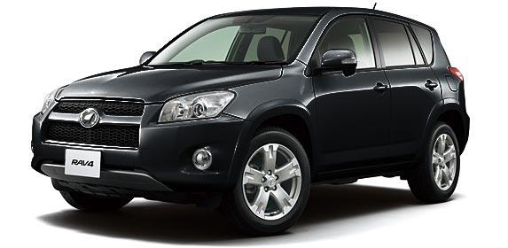 Toyota Rav4 2021 in Black