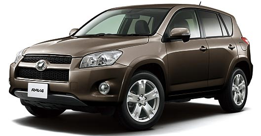 Toyota Rav4 2020 in Bronze Mica Metallic