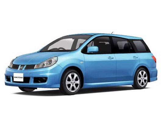 Brand New Nissan Wingroad for Sale | Japanese Cars Exporter
