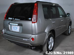 2003 Nissan / X Trail Stock No. 21989