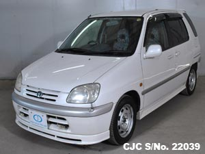 1998 Toyota / Raum Stock No. 22039
