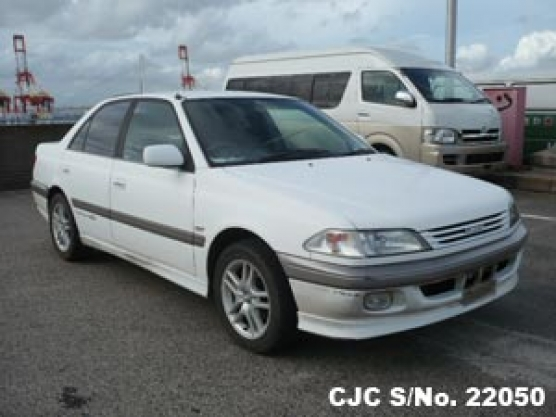 1997 Toyota / Carina Stock No. 22050
