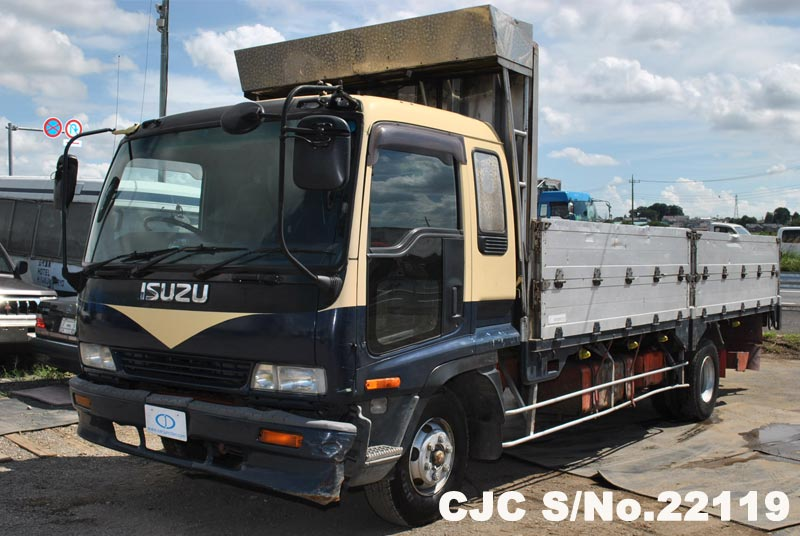 Japanese made Isuzu Forward Truck