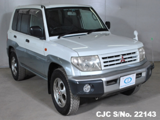 used vehicles mitsubishi pajero io for sale from japan html autos weblog. Black Bedroom Furniture Sets. Home Design Ideas