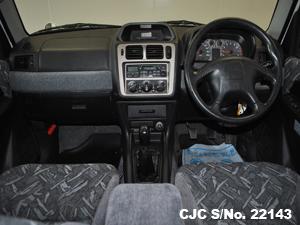 1998 Mitsubishi / Pajero io Stock No. 22143