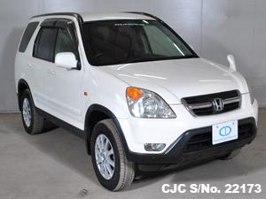 2002 Honda / CRV Stock No. 22173