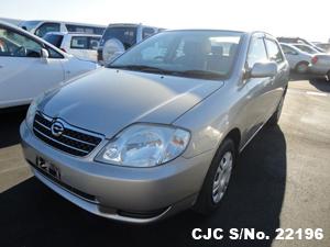 2000 Toyota / Corolla Stock No. 22196