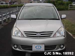 2004 Toyota / Allion Stock No. 18592