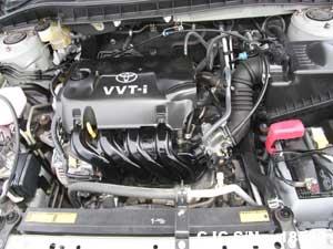 2004 Toyota / Allion Stock No. 18592