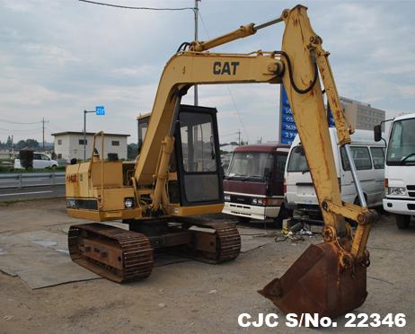 Caterpillar / Excavator E70B   Diesel