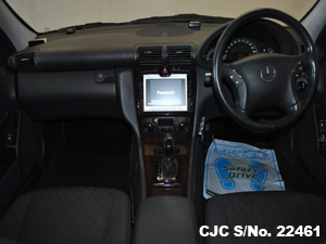 2001 Mercedes Benz / C Class Stock No. 22461