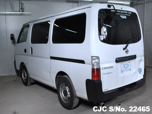 2003 Nissan / Caravan Stock No. 22465