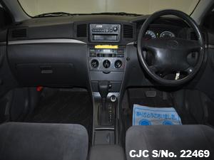 Toyota CorollaEngine View