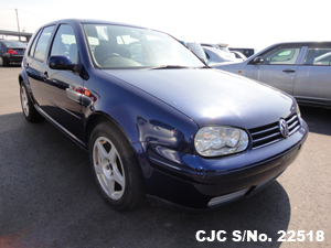 1999 Volkswagen / Golf Stock No. 22518